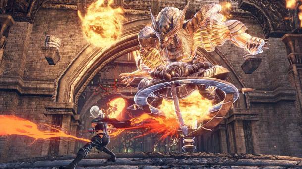 追加新荒神大量新要素!《噬神者3》最新免费更新将上线