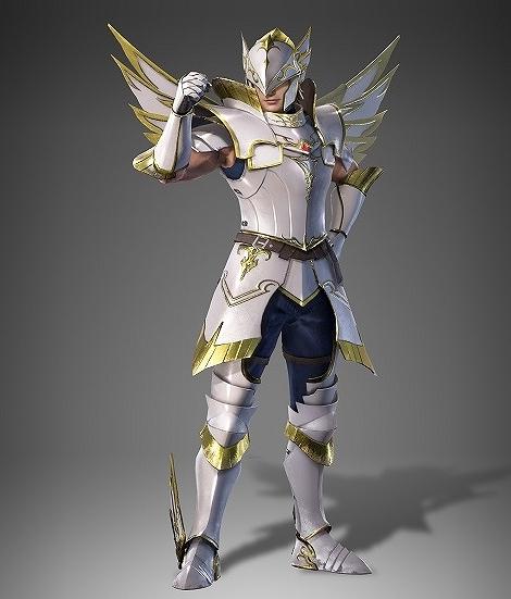 光荣风圣斗士战衣!《真三国无双8》帅酷重甲骑士新衣装公布