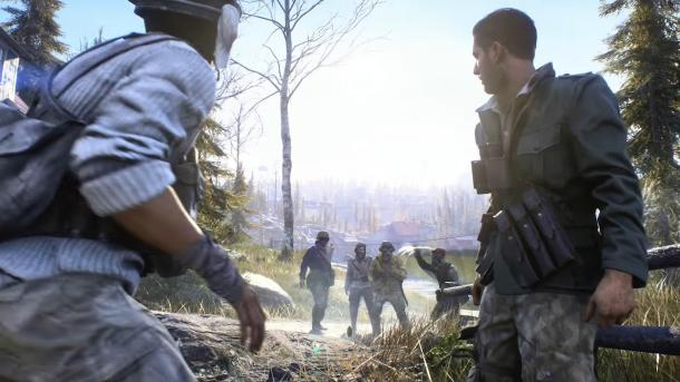 燃爆了!《战地5》大逃杀模式新预告 3月25日上线