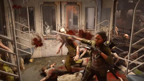 《僵尸世界大战》最新视频公布 僵尸大军蜂拥而至