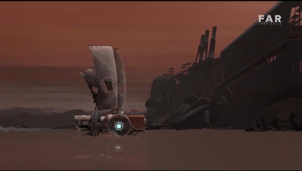 发人深思的独立佳作 《远方:孤帆》即将登陆PS4/XB1