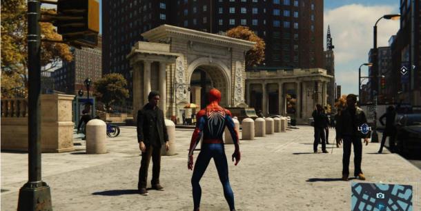 GDC 2019:《漫威蜘蛛侠》背后的AI技术 开发者浅谈