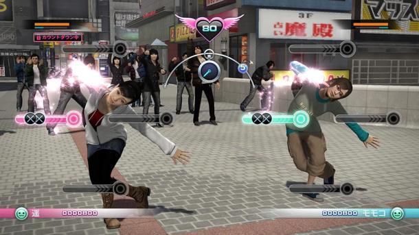 原本古惑岂能如龙!《如龙5》PS4重制版官方确定最新预告片发布