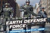 PS4《地球防卫军:铁雨》最新预告放出