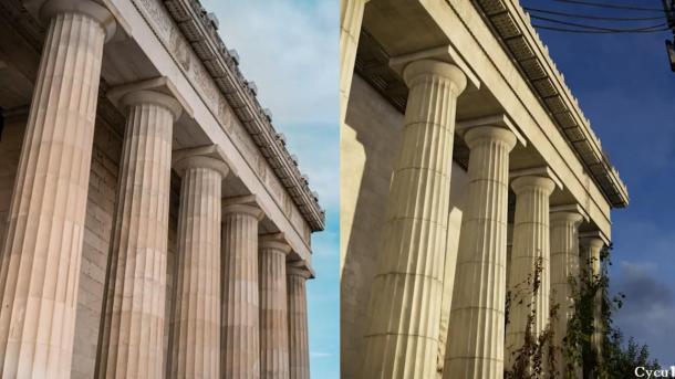 不能辨真伪!《全境封锁2》与华盛顿标志建筑实景对比