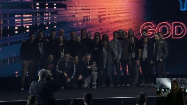 GDC 2019:《战神4》斩获第192个年度最佳游戏大奖
