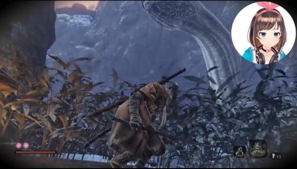 人工智障爱酱试玩《只狼:影逝二度》 花式死亡大合集