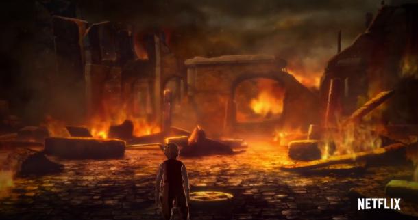 经费燃烧画质惊人 名漫《列比乌斯》终于制作TV动画