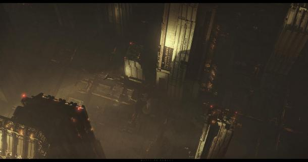 《巫师3》美术师游戏概念画欣赏 魔幻科幻题材轻松驾驭