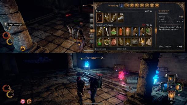 開放世界RPG《物質世界》新預告 分屏合作樂趣多