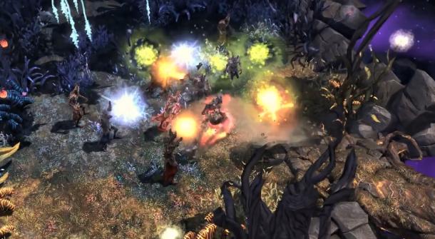 """剑盾战士已就位《恐怖黎明》DLC""""被遗忘的众神""""上架PC"""