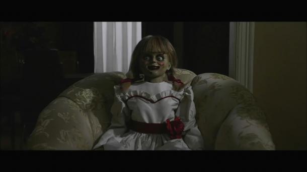 《安娜貝爾3》首曝中文預告 小蘿莉被嚇慘