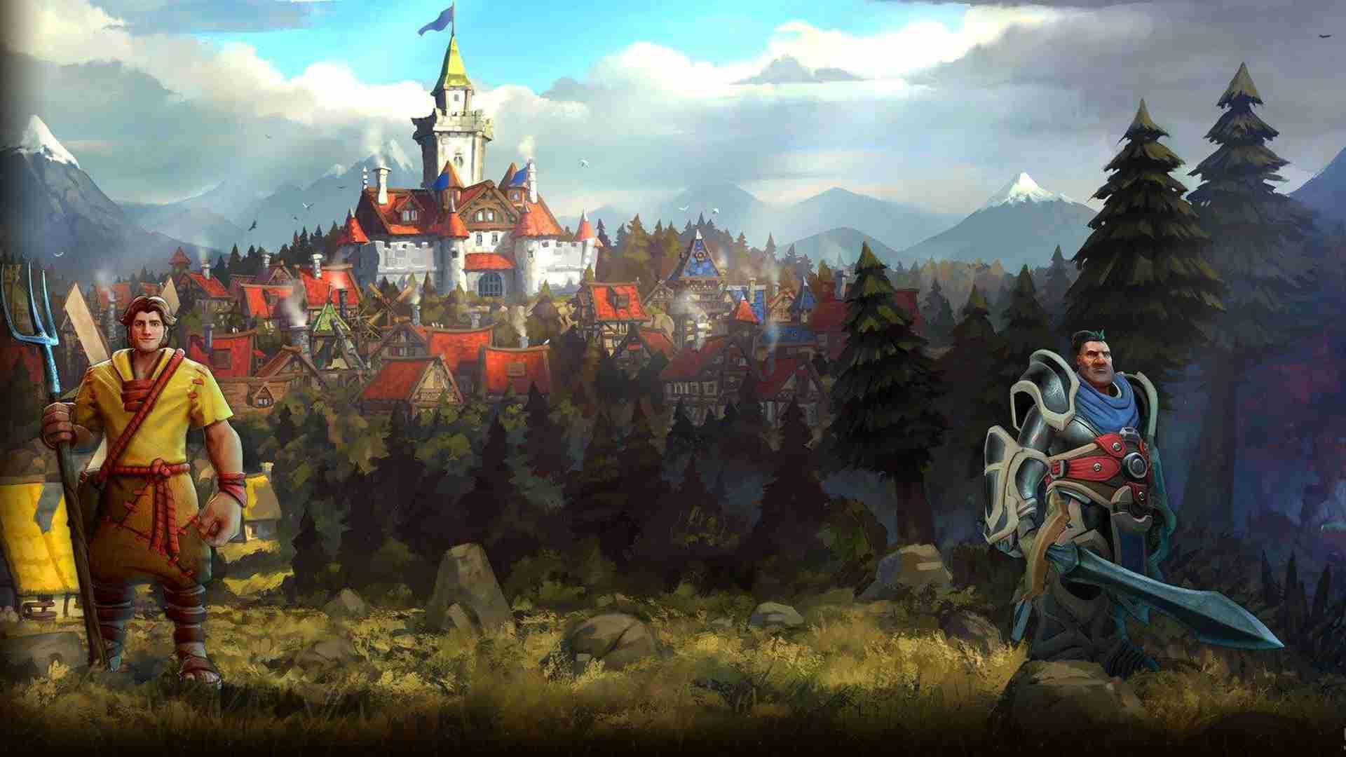 工人物语8:安特里亚王国图片