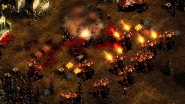 僵尸末世即時戰略游戲名作《億萬僵尸》全新戰役模式6月上線
