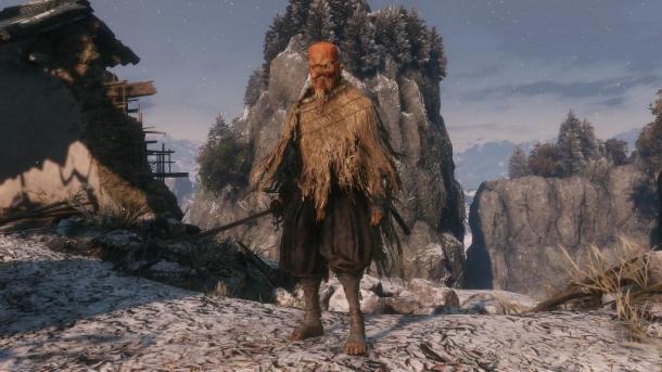 红衣忍者受够了吧 超多《只狼》换装MOD等你来选