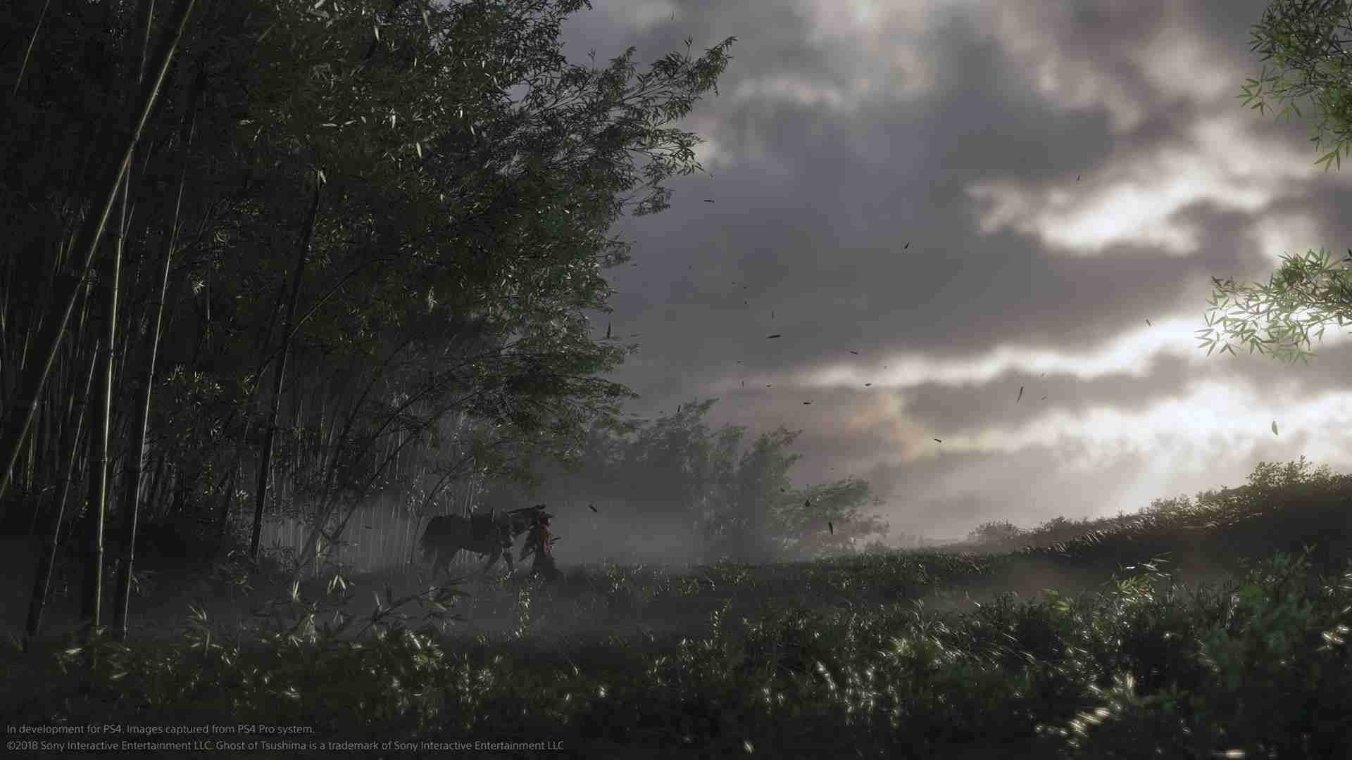 对马之魂图片