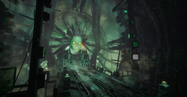 大锤画师用虚幻4自制《网络奇兵2》场景 画面恐怖