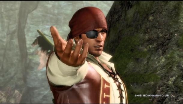 化身胸狠的七洋大盗!《死或生6》海盗服饰DLC披露