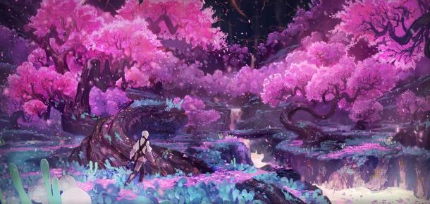 SE社RPG《鬼哭邦》发布人物预告片 5角色展现酷炫技能
