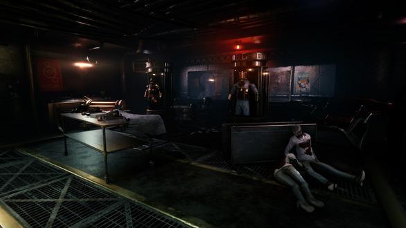 在寂静的船中努力生存 惊悚游戏《靠近太阳》PC版发售