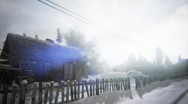 探索型恐怖游戏《乌拉尔山》玩家超过350万