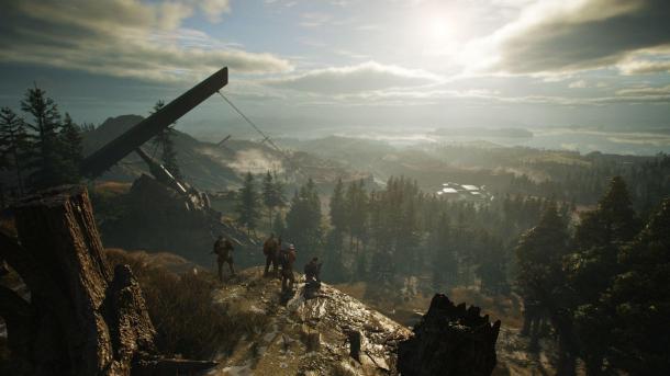 育碧《幽灵行动:断点》新细节及截图 10月4日发售