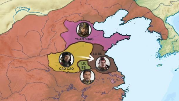 《全面战争:三国》曹操生平介绍视频 行事果断无情