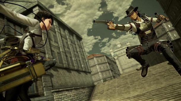 《进击的巨人2:最终之战》新截图展示动画剧情