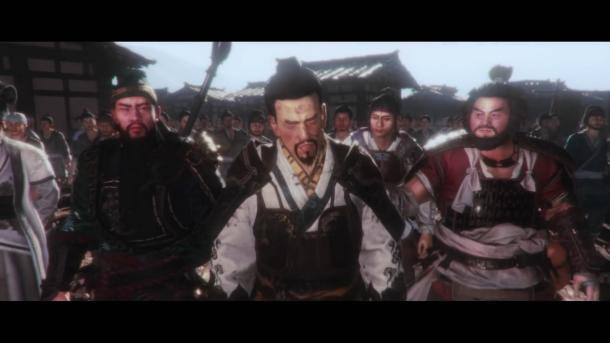 《全面战争:三国》发售预告 刘关张大战曹操大军