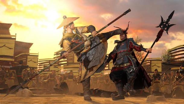 Steam銷量排行榜 《雷霆一擊》3連冠《全戰三國》第2