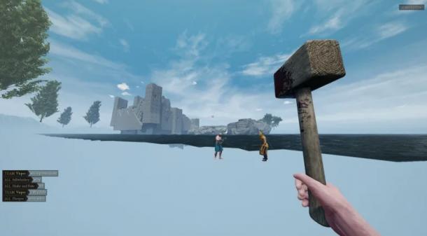 仿佛进入了异世界?玩家发现《雷霆一击》地图bug
