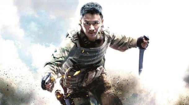 战狼吴京代言《和平精英》 战场指挥官空降战场