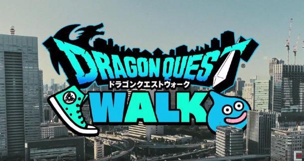 真有你的啊SE!DQmg娱乐场4355备用网址新作《勇者斗恶龙Walk》公布