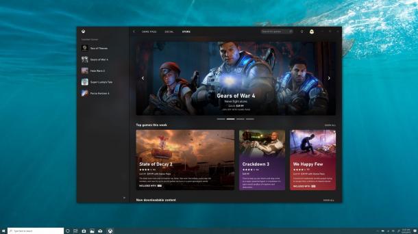 Xbox Windows 10 App暗示《光环5》将登陆PC