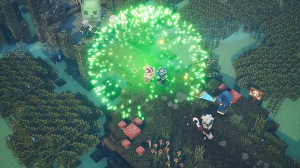 E3:微軟《我的世界:地下城》2020年春季推出
