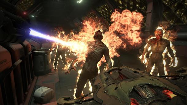 《毁灭战士:永恒》上架Steam 国区标准版199元