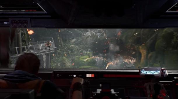 《星球大战绝地:陨落的武士团》系统分析 善用原力以及反击进行华丽战斗