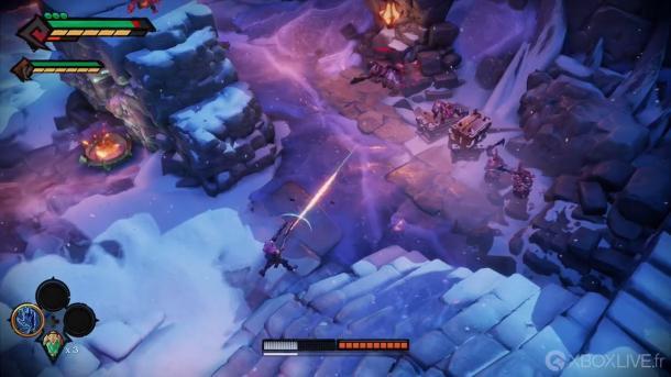 E3:《暗黑血统:创世纪》24分钟演示 战斗爽快