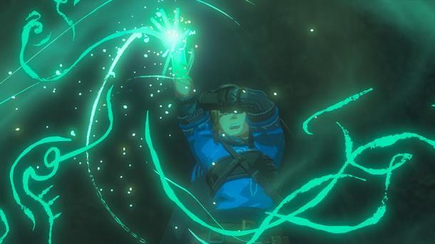 《塞尔达传说:旷野之息》续作中文宣传片 让人激动