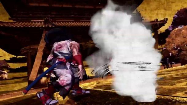 最强忍者《侍魂 晓》服部半藏角色预告片展示