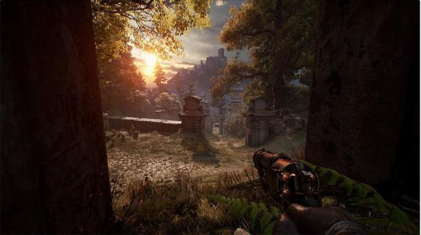 黑暗幻想FPS游戲《巫火》新截圖 畫面效果出眾