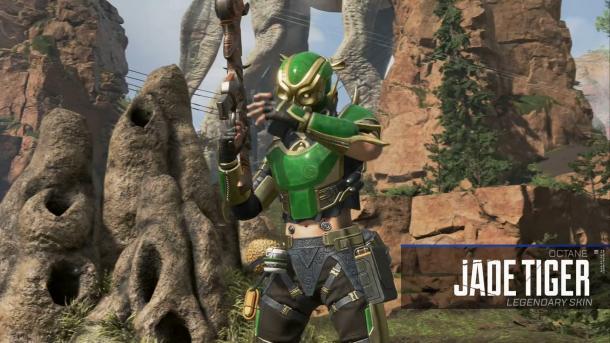 《Apex英雄》第二賽季實機預告 地圖改版前后對比、利維坦巨獸加入游戲