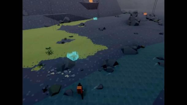 玩家自制《死亡擱淺》PS1風格短片 游戲畫風太有愛