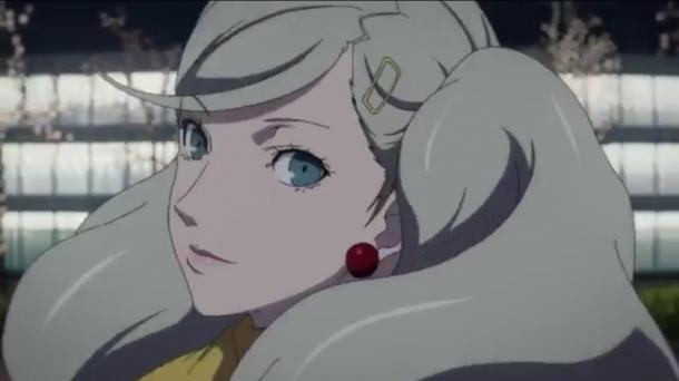 第一人稱=雨宮蓮=我 《女神異聞錄5》情人節OVA特別篇完整版