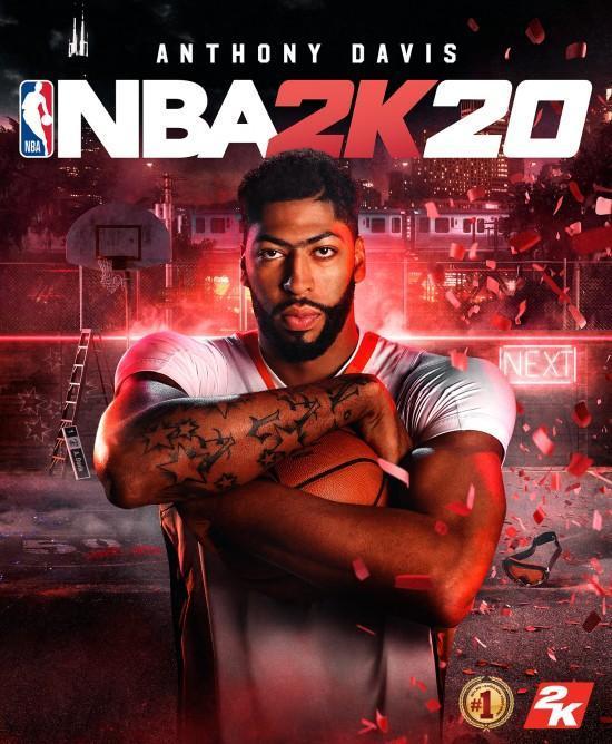 《NBA 2K20》正式預告!韋德、濃眉擔任本次封面球星