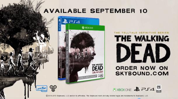 《行尸走肉最終季》發售日確定 新版本內容極為豐富