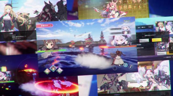 《碧藍航線:Crosswave》新預告片公布 加入誓約玩法