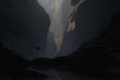 《地獄邊境》開發商新作概念藝術圖 獨自一人探索世界