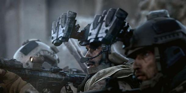 COD:现代战争