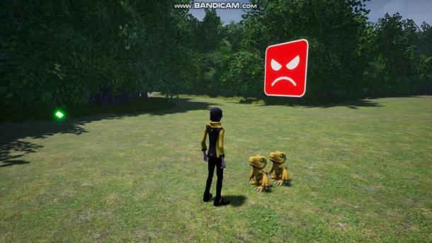 虚幻4制作 粉丝自制《数码宝贝世界》重制版展示